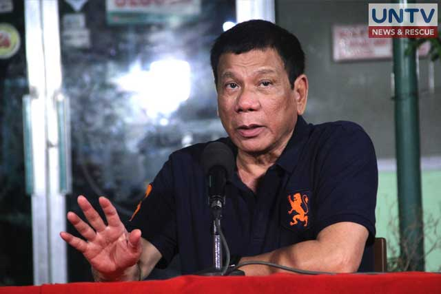 """Narco List 2019 Image: President Duterte Denies Report That """"narco-list"""" Came"""