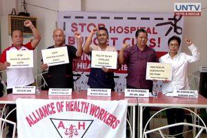 IMAGE_UNTV_NEWS_083017_ALIANCE OF HEALTH WORKERS