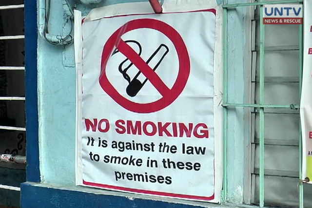 designated smoking areas in public places is a must