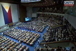 The House of Representative