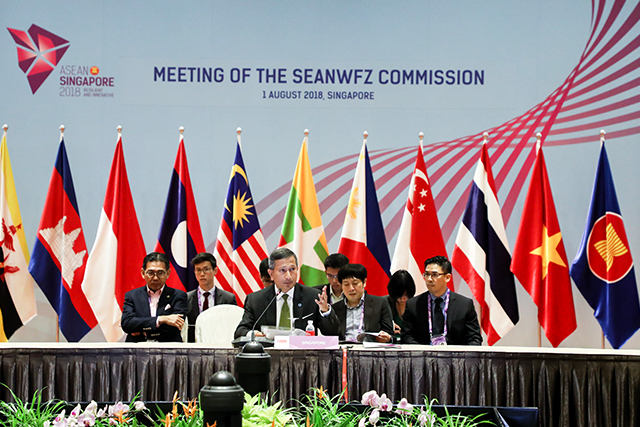 Image result for asean singapore, photos, august 2018