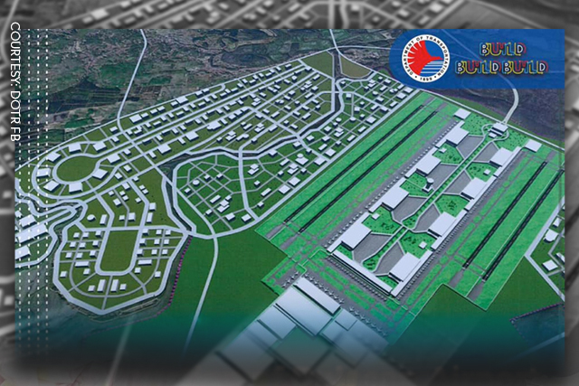 Construction of Bulacan Airport to start before end of 2019 – DOTr