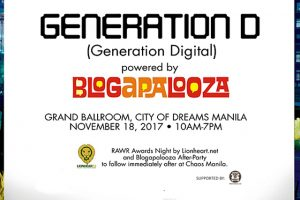 Blogapalooza: Generation Digital
