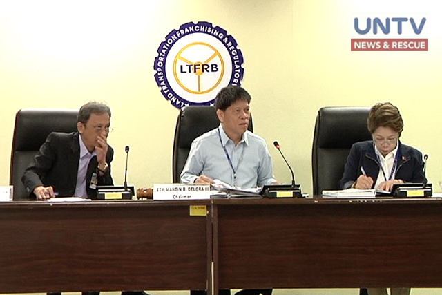 PUV modernization programs implementation all set in January – LTFRB | UNTV News and Rescue
